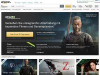Amazon.de Onlineshop