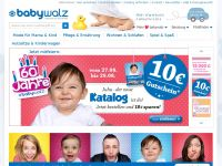 Babywalz.de Onlineshop