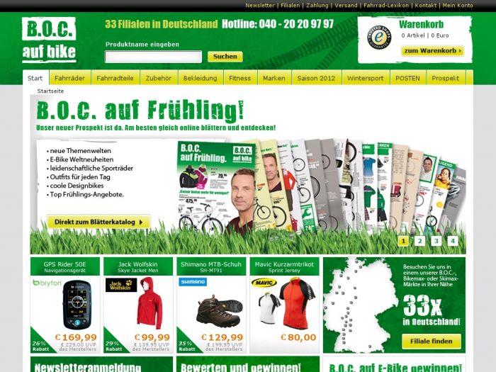 Boc24.de Onlineshop