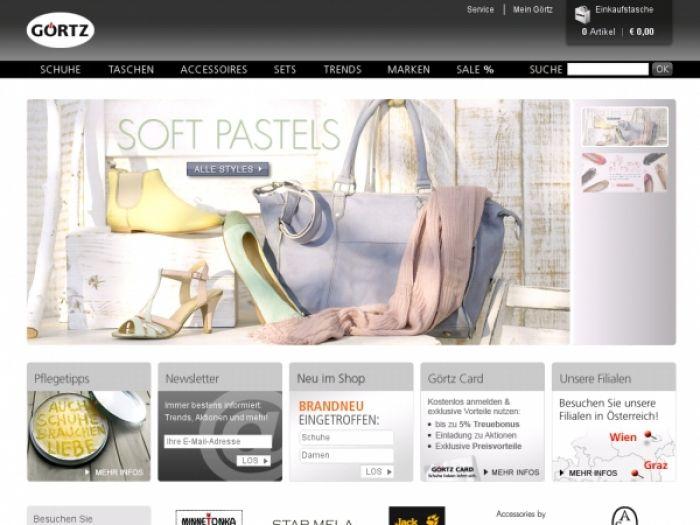 Goertz.at Onlineshop