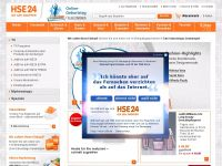 HSE24.de Onlineshop