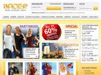 Bader.de Onlineshop