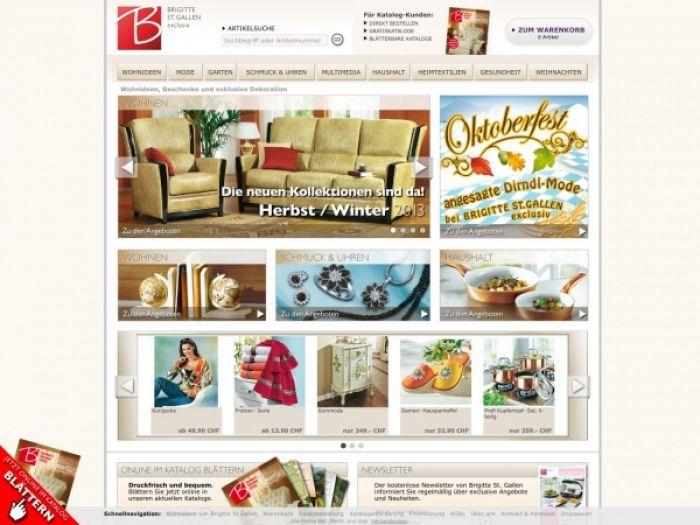 Brigitte-St-Gallen.ch Onlineshop