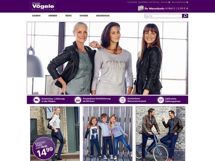 Charles-Vögele.de Onlineshop