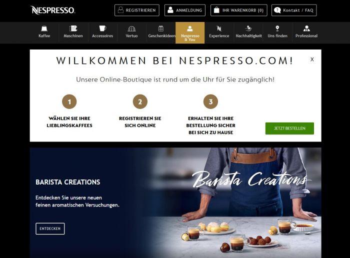 Nespresso.ch