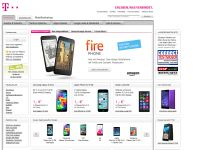 T-Mobile.de Onlineshop