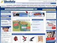 Westfalia.de Onlineshop